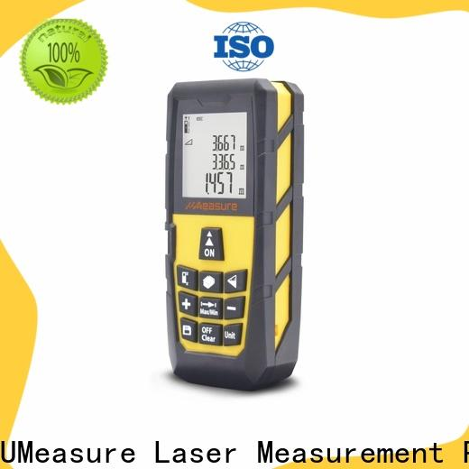 UMeasure lcd best laser measuring tool handhold for measuring