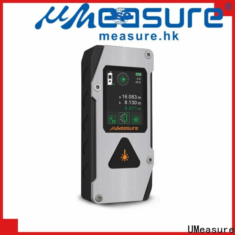 UMeasure multimode laser measuring tool handhold for measuring