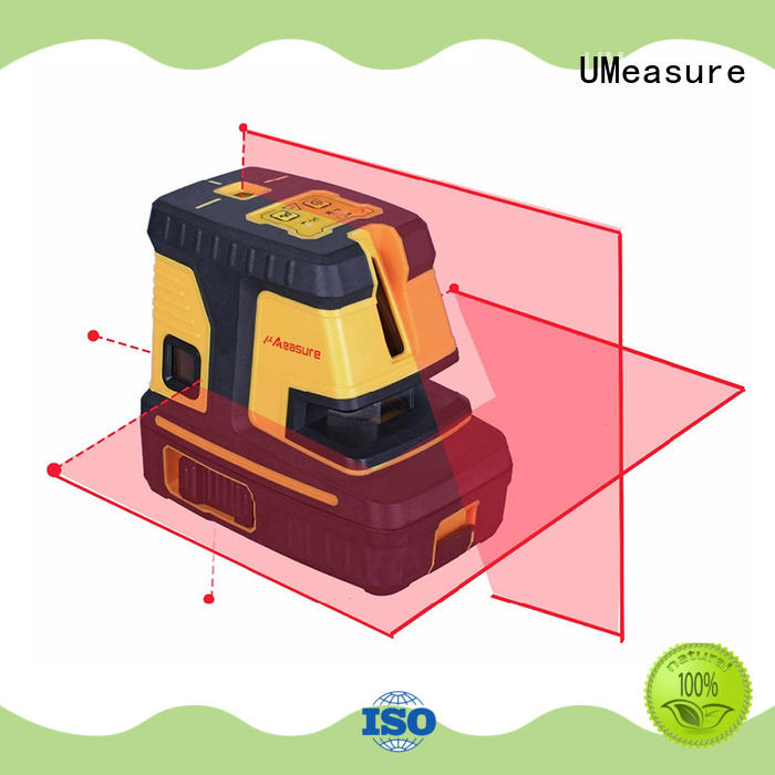 laser leveling devices arrival for customization UMeasure