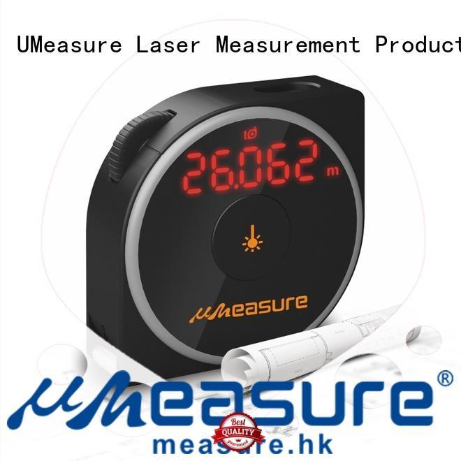cross laser range meter backlit bubble UMeasure Brand