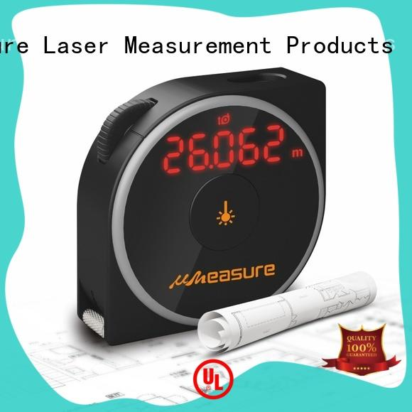 UMeasure household laser measuring devices handhold for measuring