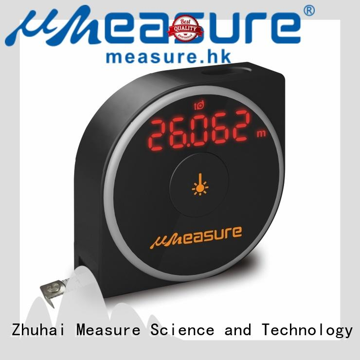UMeasure carrying mastergrip laser distance meter display for wholesale