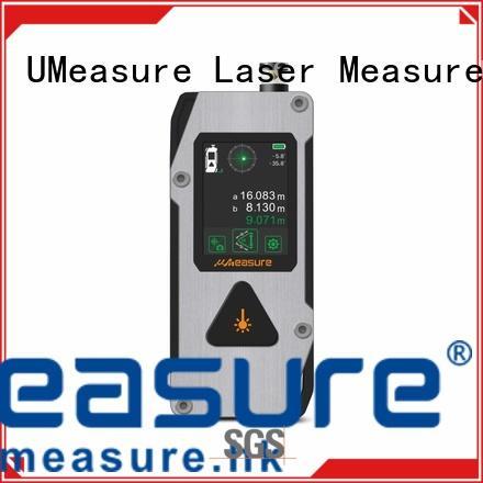 UMeasure angle distance measuring device display for sale