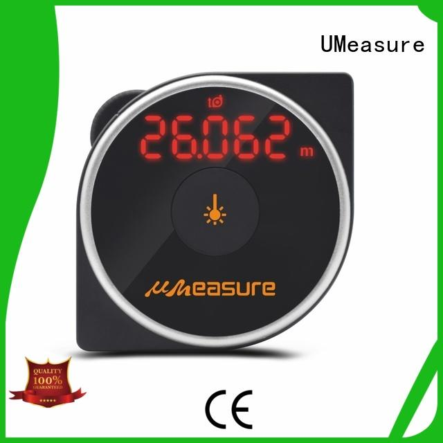 UMeasure handheld laser distance measuring device high-accuracy for sale