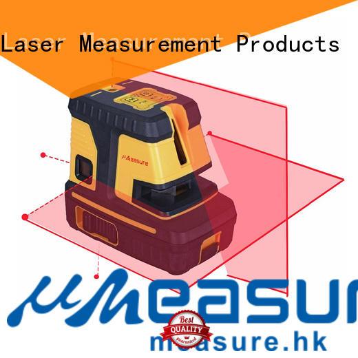 surround cross line laser level point UMeasure