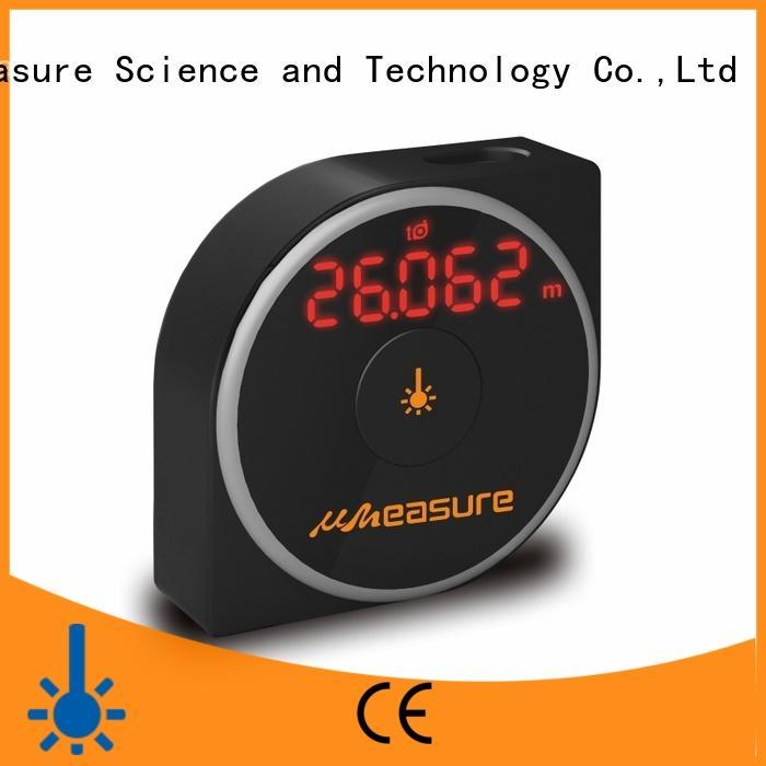 UMeasure Brand combined tool laser range meter strap
