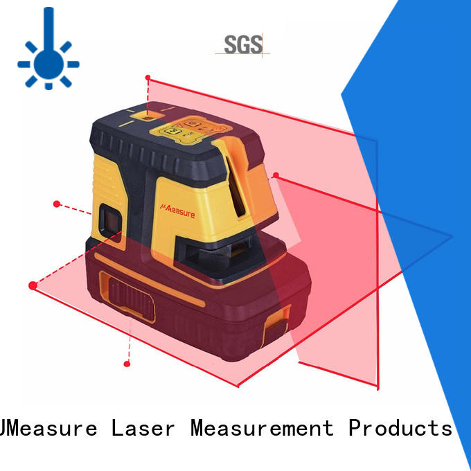 UMeasure portable line laser plumb