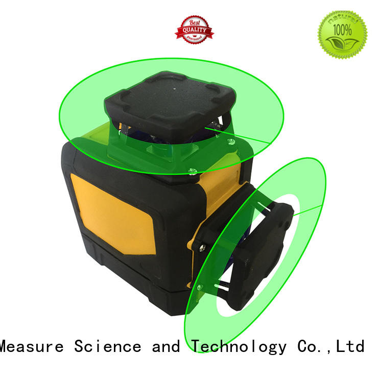 UMeasure portable green laser level arrival for wholesale