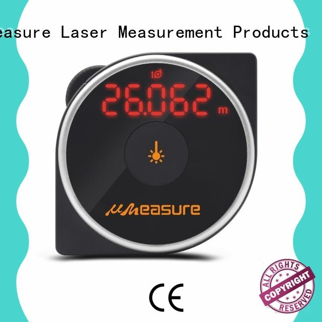 best laser distance meter line for measuring UMeasure