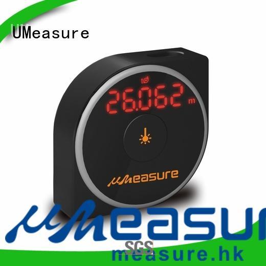 UMeasure Brand display tape touch laser range meter level