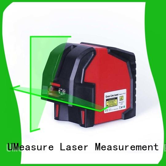 UMeasure free sample line laser level house measuring