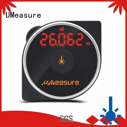 UMeasure durable laser distance meter price display for worker
