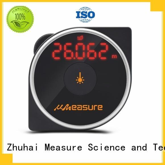 eye-safe best laser distance measurer universal for measuring UMeasure
