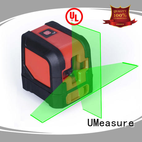UMeasure universal cross line laser level arrival at discount