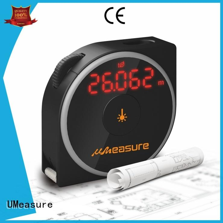 UMeasure durable laser distance measurer distance for sale