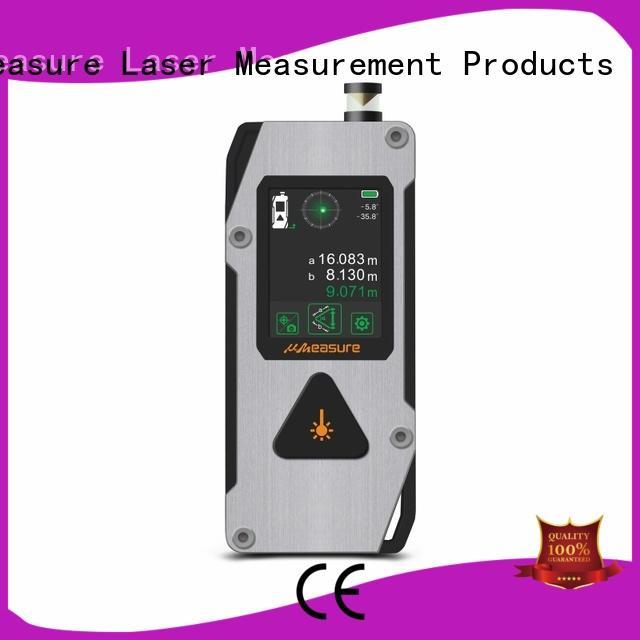 tape umeasure handheld laser distance measurer UMeasure Brand