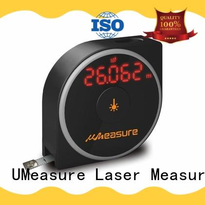 UMeasure bluetooth laser tape measure reviews distance for