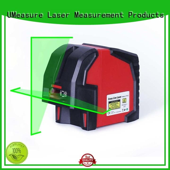 UMeasure popular self leveling laser transfer house measuring