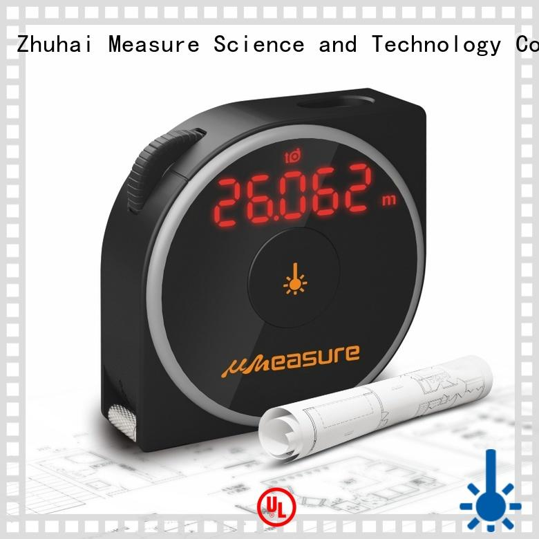 ranging laser measuring tape price touch distance for wholesale