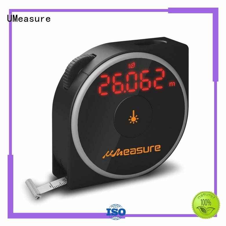 UMeasure wheel laser measure reviews handhold for wholesale
