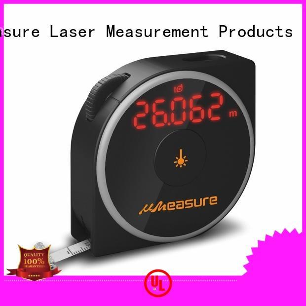 cross angle laser range meter large UMeasure company