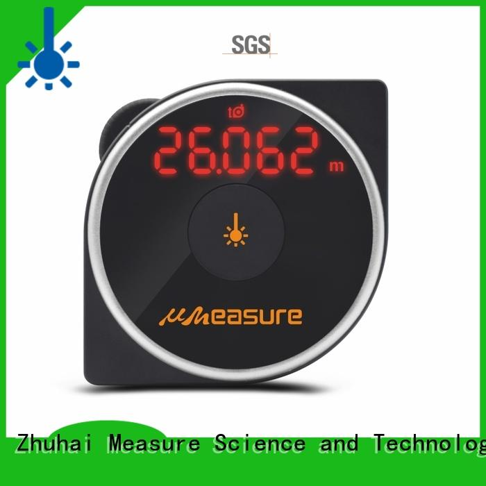 UMeasure combined best laser distance measurer handhold for worker