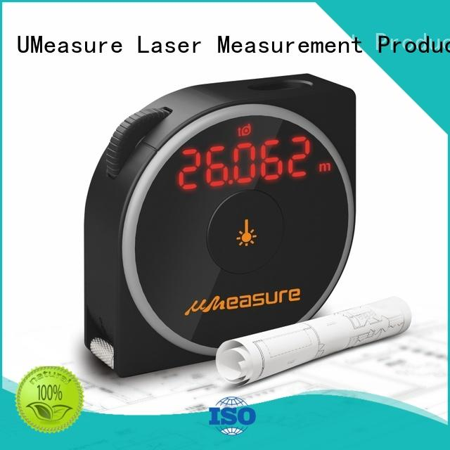laser measure reviews usb charge for worker UMeasure
