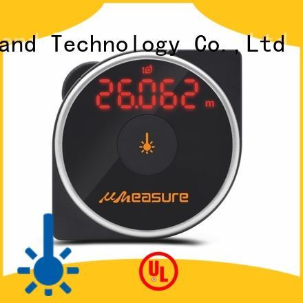 Quality UMeasure Brand combined laser distance measurer
