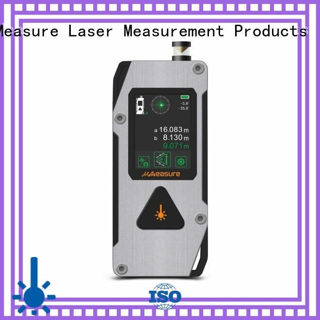 UMeasure latest laser distance finder high quality room measuring