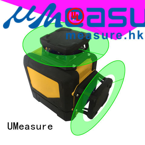 UMeasure popular green laser level accurate for wholesale