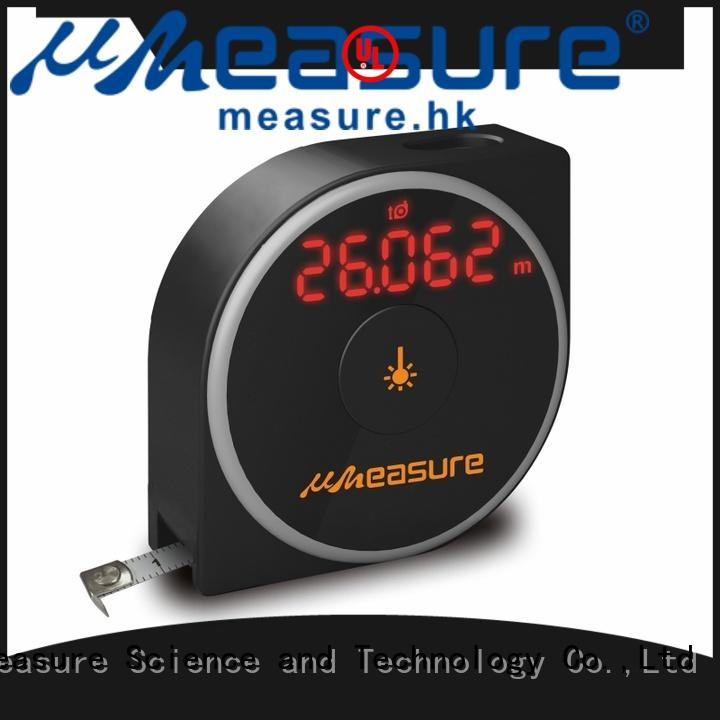 UMeasure long laser measuring tape price high-accuracy for sale