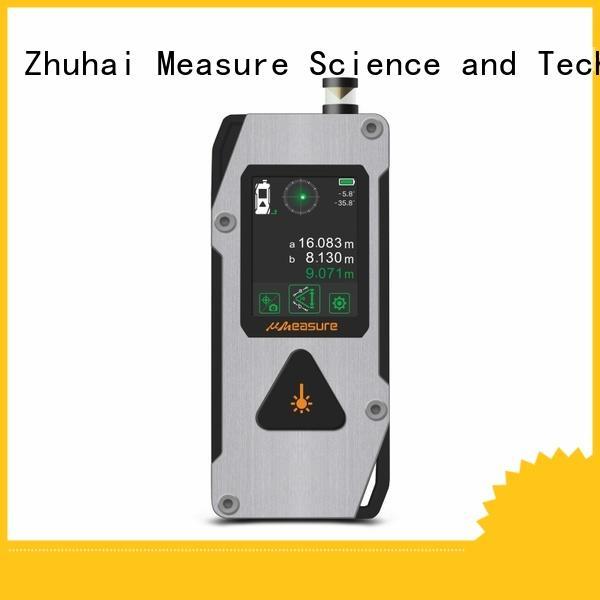 UMeasure laser distance finder laser sensor room measuring