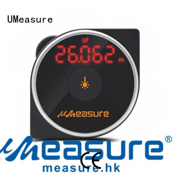 UMeasure 3-in-1 digital laser tape measure wheel mode measure tape MS7-20B