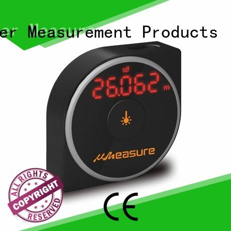 UMeasure durable laser measuring devices display for sale