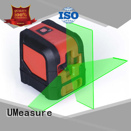 cross green laser level portable at discount UMeasure