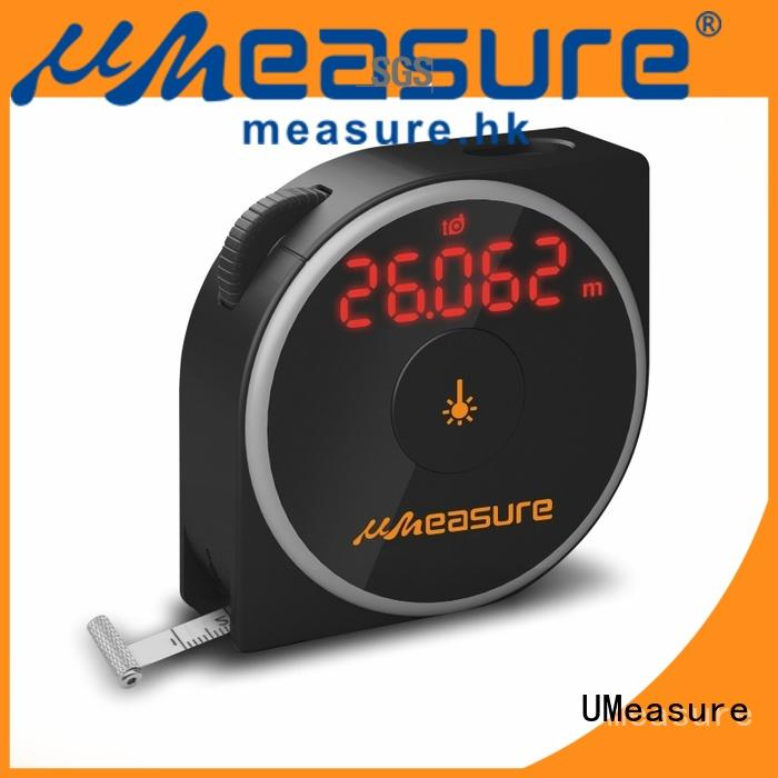 cross best laser distance measurer high-accuracy for worker UMeasure