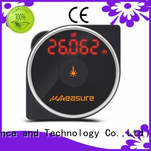 UMeasure durable laser length measuring device usb charge for sale
