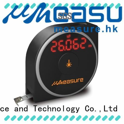 UMeasure ranging laser ruler handhold for worker