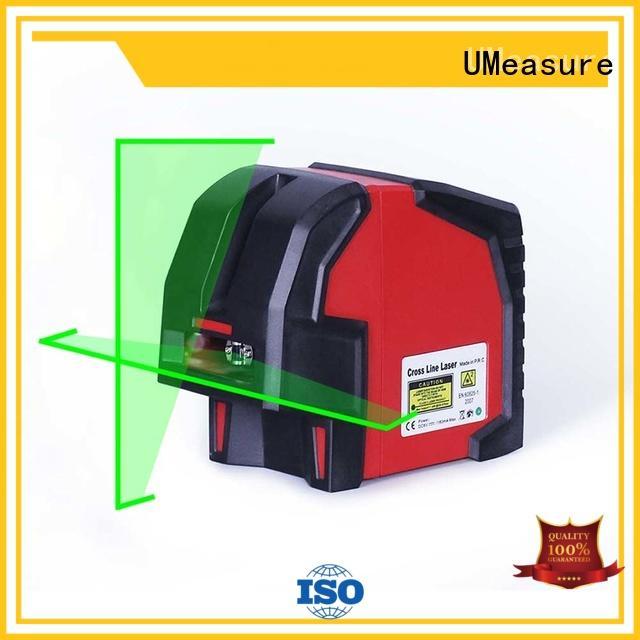 line laser leveling measuring UMeasure