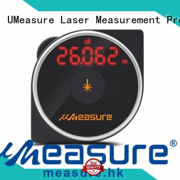 UMeasure high precision best laser distance measurer high-accuracy for measuring