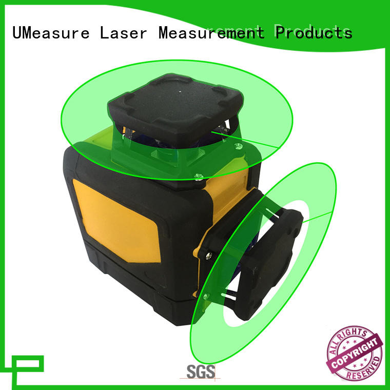 UMeasure dots line laser point for customization