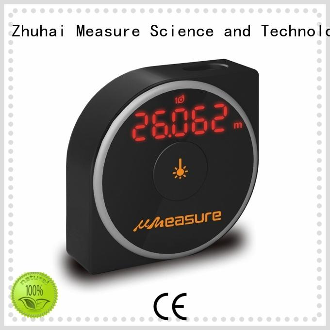 UMeasure long best laser measure display for