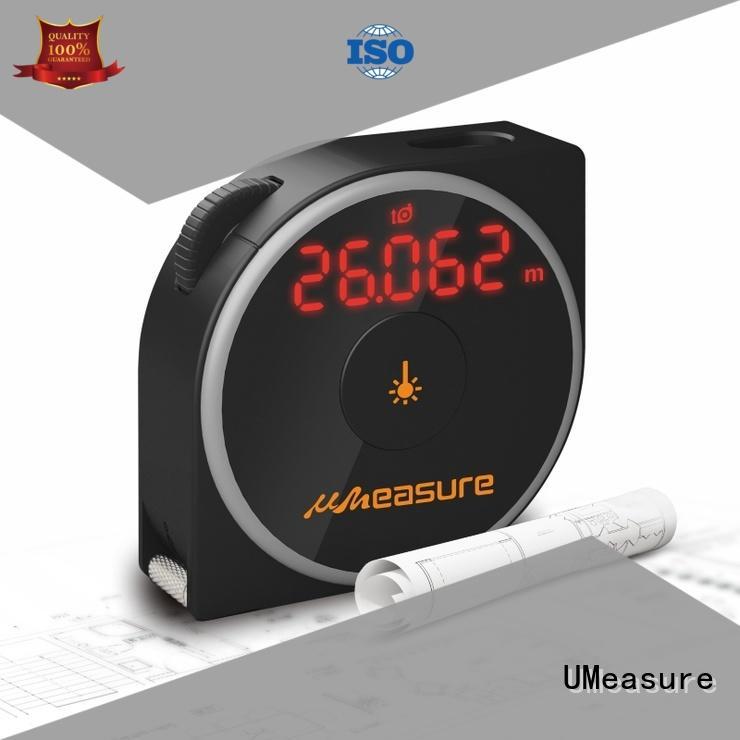 Hot laser range meter smart UMeasure Brand