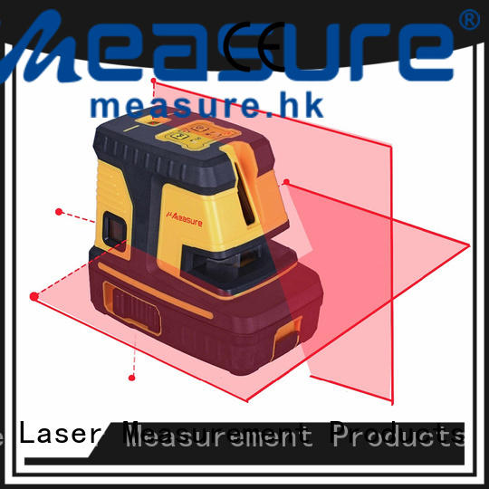 UMeasure popular laser line level point house measuring