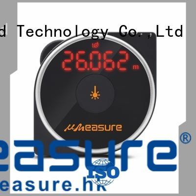 UMeasure multifunction laser distance measuring device display for sale