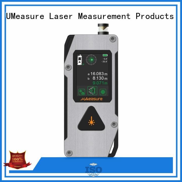 UMeasure measure laser distance meter price display for sale