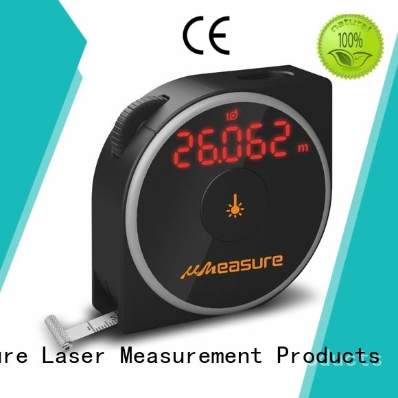 pythagorean rangefinder household UMeasure Brand laser range meter factory