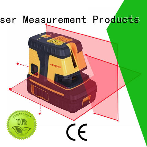 UMeasure hot-sale cross line laser level for wholesale