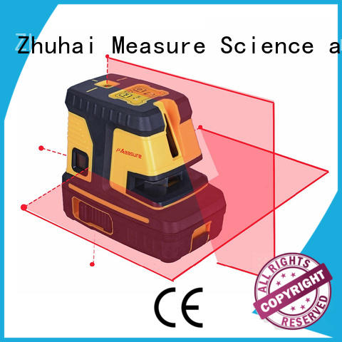 hot-sale cross line laser level auto accurate for customization