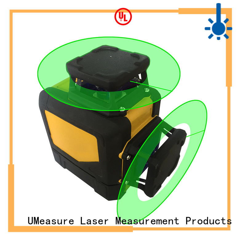 UMeasure wall laser line level accurate house measuring